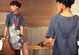 Liebo - коллекция одежды с ручной вышивкой, для стройных дам